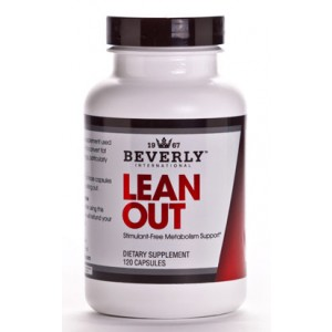 Beverly International Lean Out 120 Caps