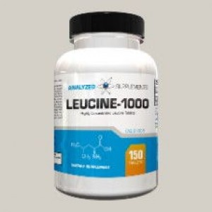Analyzed Supplements Leucine-1000 150 Tabs