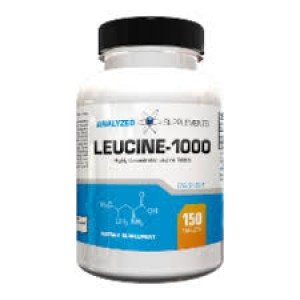 Analyzed Supplements Leucine-1000