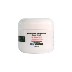 Life Extension Anti-Oxidant Rejuvenating Hand Scrub 2 oz