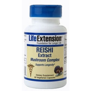 Life Extension Reishi Extract 60 Vege Caps.jpg