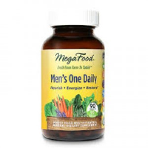 MegaFood Men's One Daily 90 Tabs
