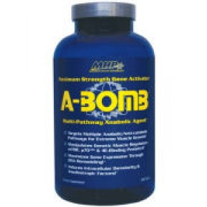 A-Bomb Multi-Pathway Anabolic Agent 224 Tabs