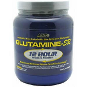 Glutamine-SR 12 Hour Muscle Feeder Recovery