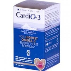 CardiO-3 Orange Flavor 60 Gels