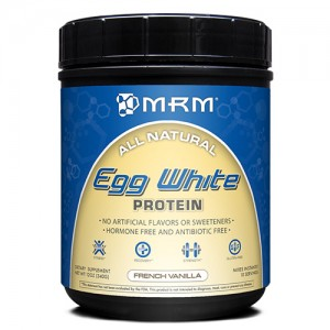MRM All Natural Egg White 12 Oz