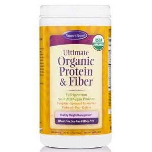 Nature's Secret Ultimate Organic Protein & Fiber 11.7 Oz