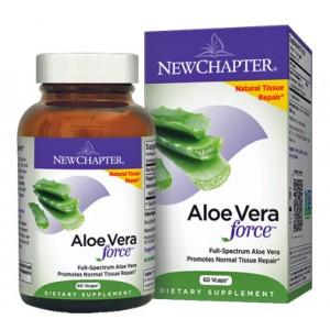 Aloe Vera Force 60 Vege Caps