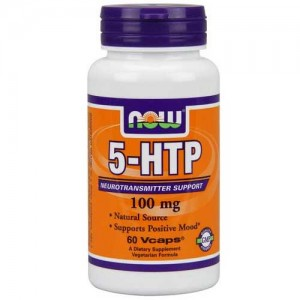 5-HTP 100mg 60 Vege Caps