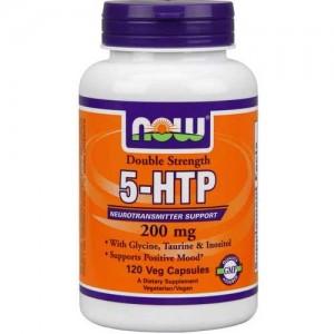 5-HTP 200 Mg 120 Vegetable Capsules