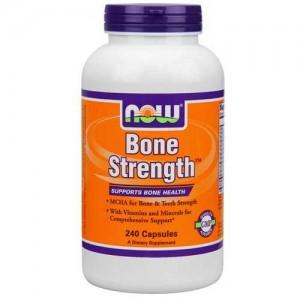 Now Foods Bone Strength 240 Capsules