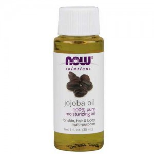 Now Foods Jojoba Oil Pure 1 Oz