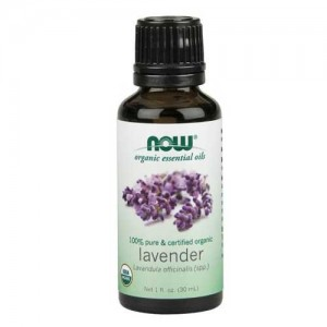 Now Foods Organic Lavender Oil 1 Oz
