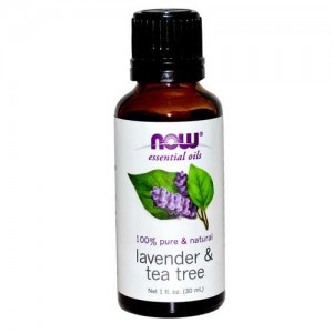 Now Foods Lavender & Tea Tree Oil 1 Oz