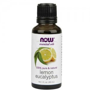 Now Foods Lemon Eucalyptus Oil 1 Oz