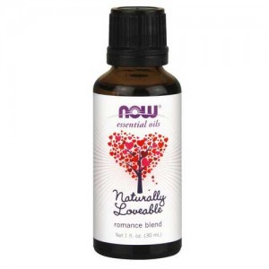 Now Foods Naturally Loveable Romance Oils 1 Oz