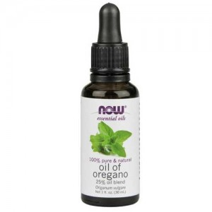 Now Foods Extra Strength Oil of Oregano 1 Fl Oz