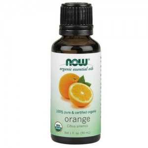 Now Foods Organic Orange Oil 1 Oz
