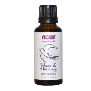 Now Foods Peace & Harmony Calming Oils 1 Oz