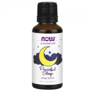 Now Foods Peaceful Sleep Oil Blend 1 Oz