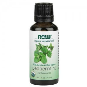 Now Foods Organic Peppermint Oil 1 Oz