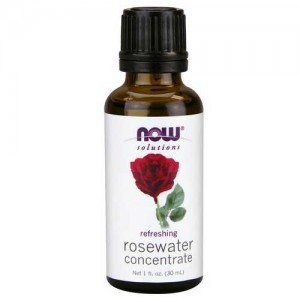 Now Foods Rosewater Concentrate 1 Oz