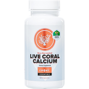 Live Coral Calcium 60 Caps