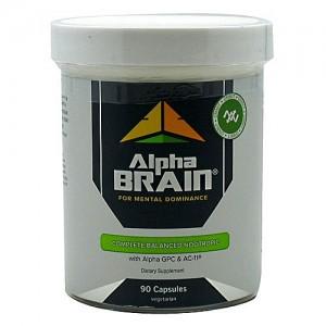 Alpha Brain 90 Vege Caps