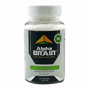 Alpha Brain 30 Vege Caps