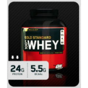 Optimum Nutrition 100% Whey Protein Gold 5 Lbs