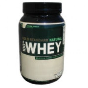 100% Natural Whey 2 Lbs