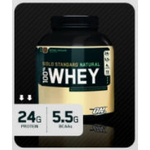 100% Natural Whey 4.8lbs
