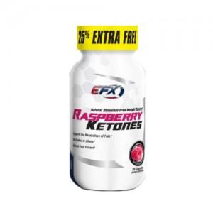 All American EFX Raspberry Ketones 76 Capsules