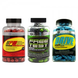 Applied Nutriceuticals Ultimate Anabolic Stack