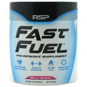 Rsp Nutrition Fast Fuel Wild Berry 45 Servings