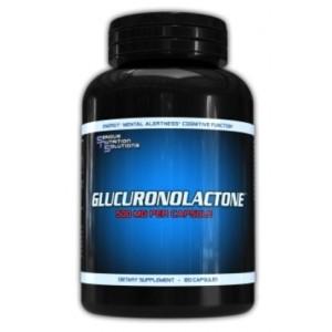 Serious Nutrition Solutions Glucuronolactone 120 Caps