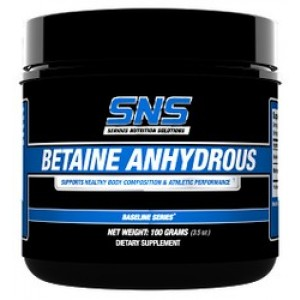 Betaine Anhydrous 100 Grams
