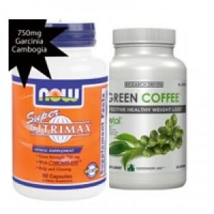 Green Coffee Bean & Garcinia Cambogia