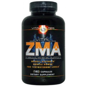 Vital ZMA 180 Caps