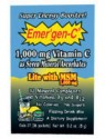 Alacer Emergen-C Lite w/ MSM 30 Pack