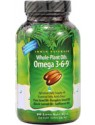 Irwin Naturals Whole-Plant Oils Omega 369 90 Softgels