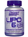 Lipo 6 Accelerated Fat-Loss Formula 120 Liqui-Caps