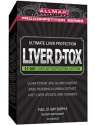 Allmax Nutrition Liver D-Tox 42 Caps