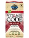 Garden of Life Vitamin Code Healthy Blood 60 Vege Caps
