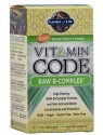 Garden of Life Vitamin Code Raw B-Complex 60 Vege Caps
