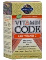 Garden of Life Vitamin Code Raw Vitamin C 60 Vege Caps