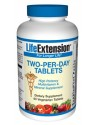 Life Extension Two-Per-Day TABS 60 Vege Tabs
