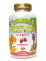 Kal Vitamin D-Rex Yummy Gummy Raspberry 90 Gummies