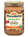 Maranatha Organic Creamy and Roasted Peanut Butter 16oz 