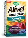 Alive! Once Daily Men's 60 Tabs